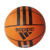 Basketbalový míč adidasPerformance 3 STRIPES MINI - foto 1