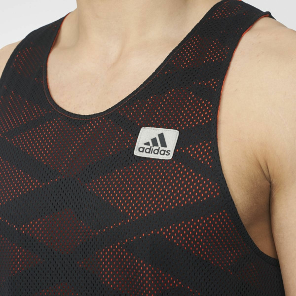 Pánsky dres adidasPerformance ABL REV TANK - foto 5