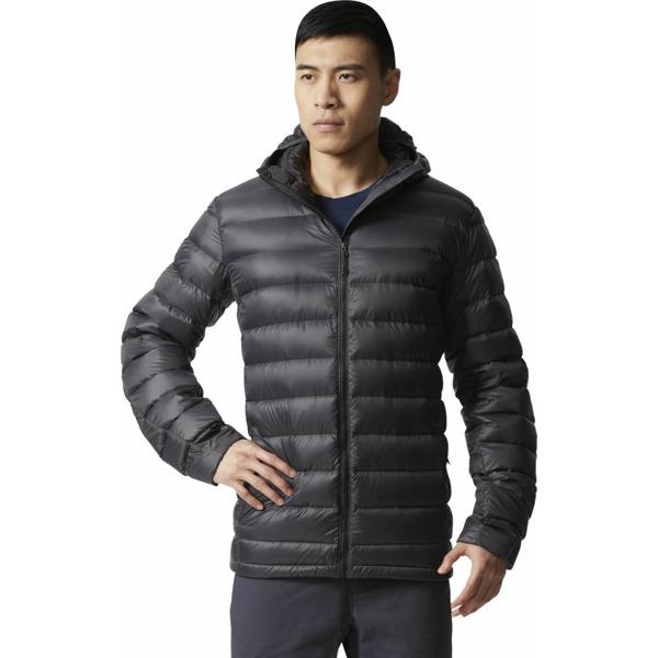 Pánska zimná bunda adidasPerformance LT DWN JKT - foto 0