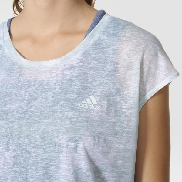 Dámské tričko adidasPerformance RUN SS LAYER TE - foto 8