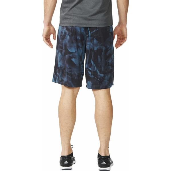 Pánske krátke nohavice adidasPerformance SWAT SHORT_4 - foto 2