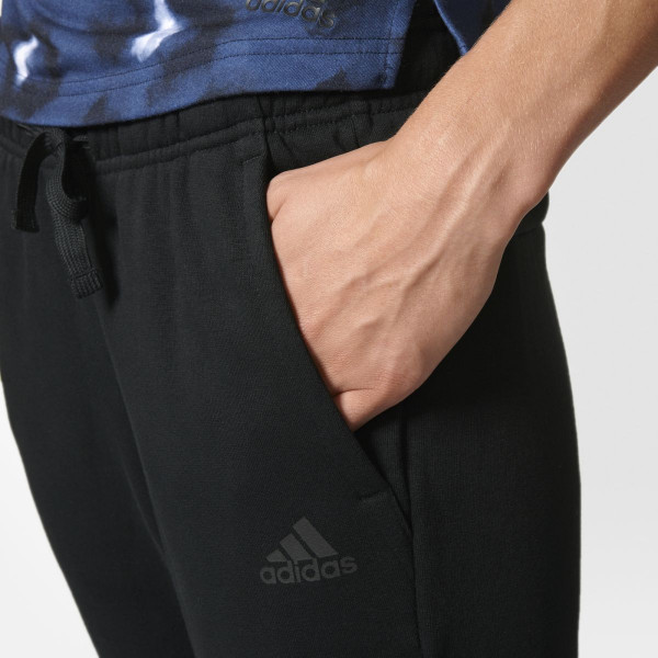 Dámske tepláky adidasPerformance ESSENTIALS SOLID 3/4PT - foto 3