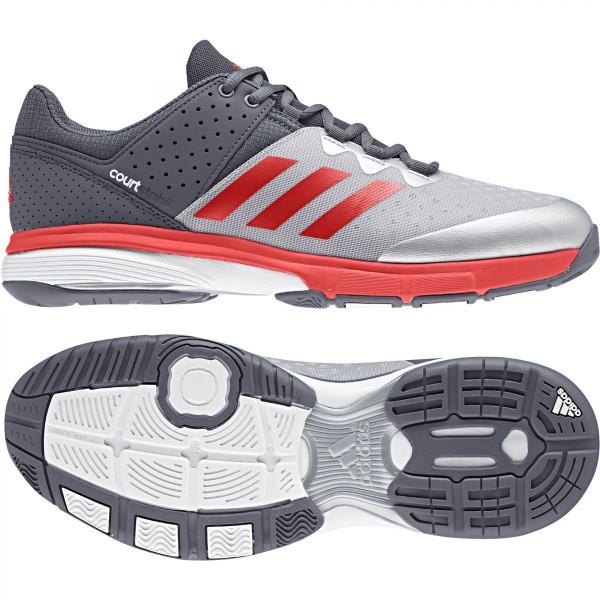 Pánské sálové boty adidasPerformance COURT STABIL - foto 0