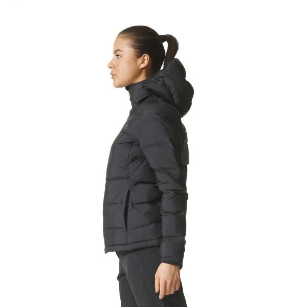 Dámská zimní bunda adidasPerformance W Helionic Ho J - foto 1