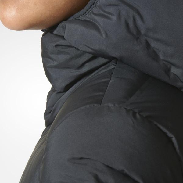 Dámská zimní bunda adidasPerformance W Helionic Ho J - foto 4