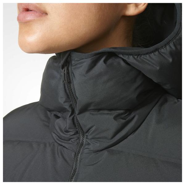 Dámská zimní bunda adidasPerformance W Helionic Ho J - foto 5