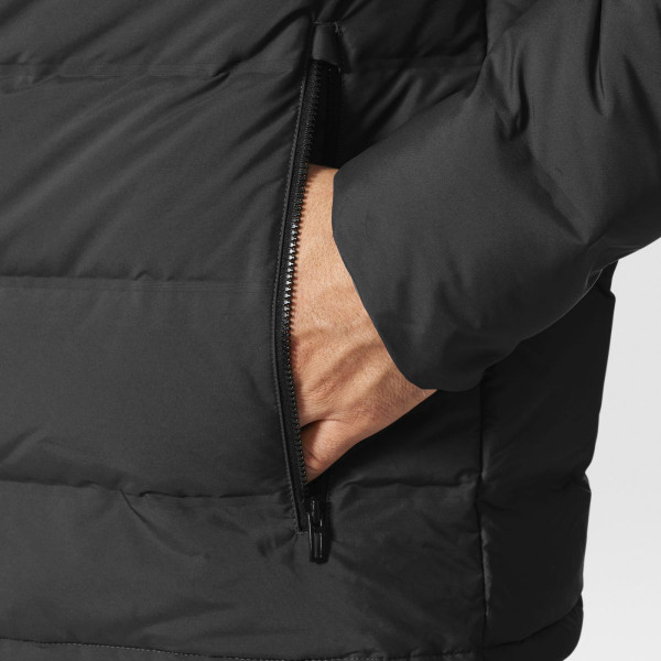 Pánska zimná bunda adidasPerformance Helionic Ho Jkt - foto 6