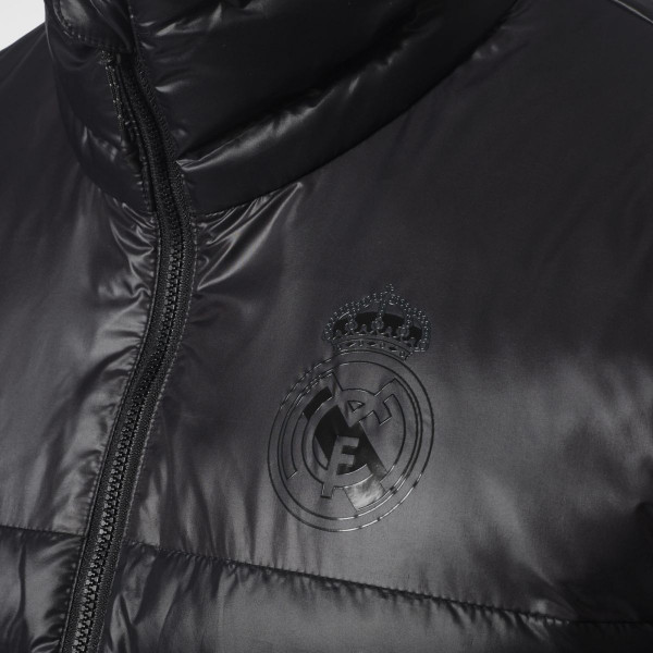 Pánska zimná bunda adidasPerformance REAL MADRID TV DOWN JK - foto 3