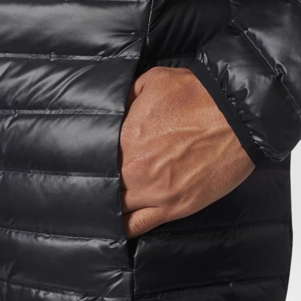 Pánska zimná bunda adidasPerformance REAL MADRID TV DOWN JK - foto 4