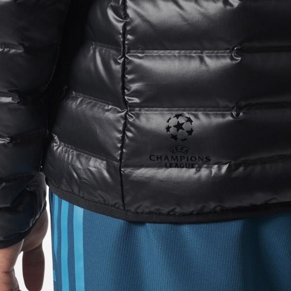 Pánska zimná bunda adidasPerformance REAL MADRID TV DOWN JK - foto 5