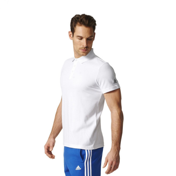 Pánske tričko adidas Performance ESSENTIALS BASE POLO - foto 1