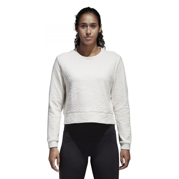 Dámske tričko adidasPerformance Perf Sweatshirt - foto 0