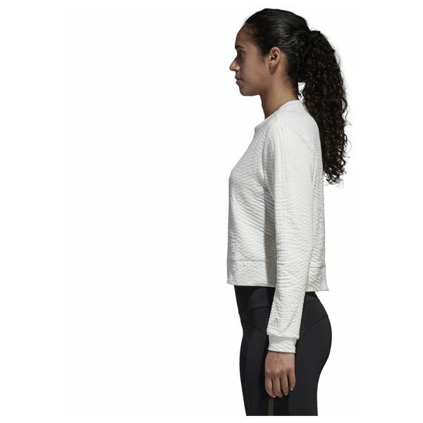 Dámske tričko adidasPerformance Perf Sweatshirt - foto 1