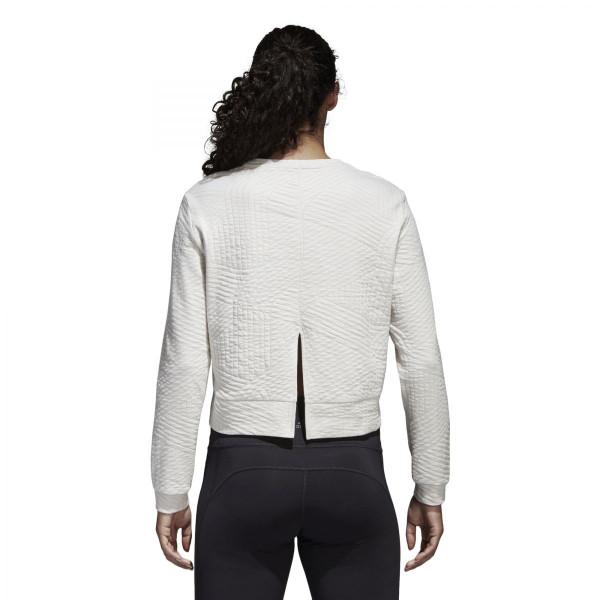 Dámske tričko adidasPerformance Perf Sweatshirt - foto 2