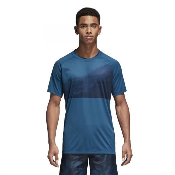 Pánské tričko adidasPerformance Ampli Tee 3 - foto 0