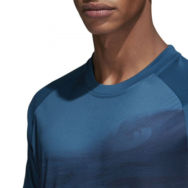 Pánské tričko adidasPerformance Ampli Tee 3 - foto 3