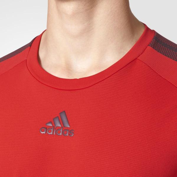 Pánske tričko adidasPerformance BARRICADE TEE - foto 3