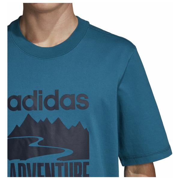 Pánské tričko adidasOriginals ADVENTURE TEE - foto 3