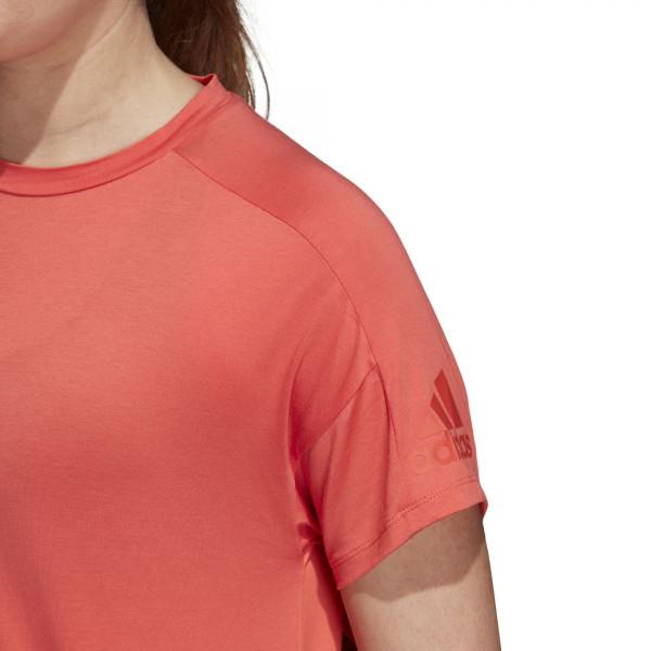 Dámske tričko adidasPerformance W Zne Tee - foto 3