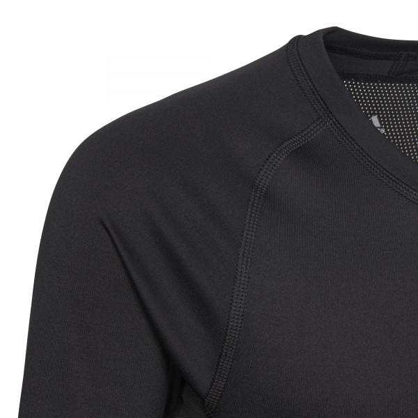 Chlapčenské funkčné tričko adidasPerformance YB AlphaSkin SPR LS - foto 1