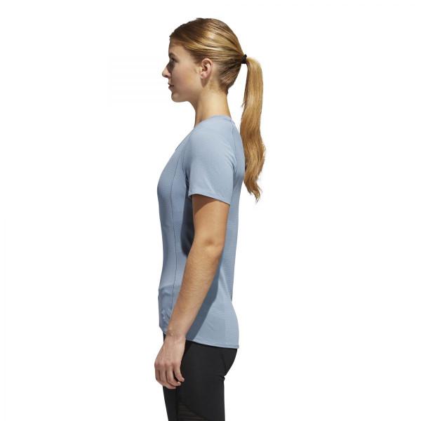 Dámske tričko adidasPerformance FR SN SS TEE W - foto 1