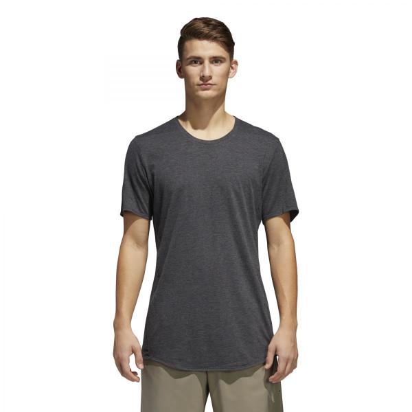 Pánske tričko adidasPerformance SN SS PURE TEE - foto 0