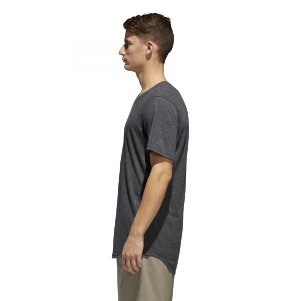 Pánske tričko adidasPerformance SN SS PURE TEE - foto 1