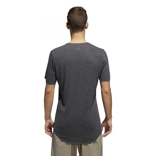 Pánske tričko adidasPerformance SN SS PURE TEE - foto 2