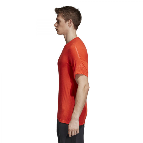 Pánské tričko adidasPerformance ZNE TEE 2 WOOL - foto 1