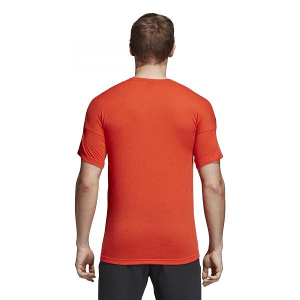 Pánské tričko adidasPerformance ZNE TEE 2 WOOL - foto 2