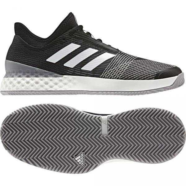 Pánské tenisové boty adidasPerformance adizero ubersonic 3 m clay - foto 0