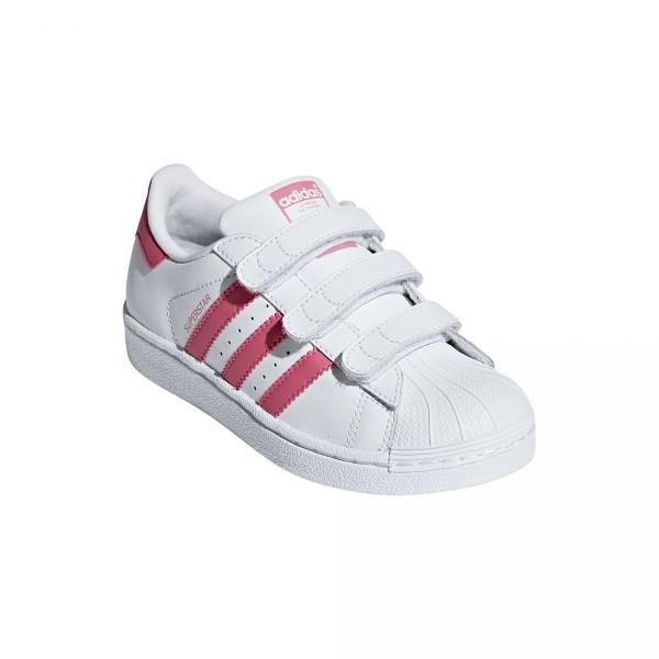 Dětské tenisky adidasOriginals SUPERSTAR CF C - foto 2