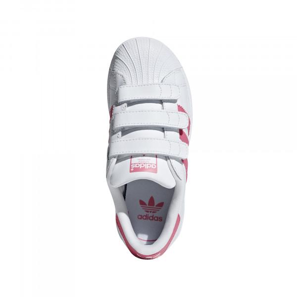 Dětské tenisky adidasOriginals SUPERSTAR CF C - foto 4