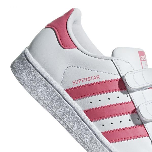 Dětské tenisky adidasOriginals SUPERSTAR CF C - foto 6