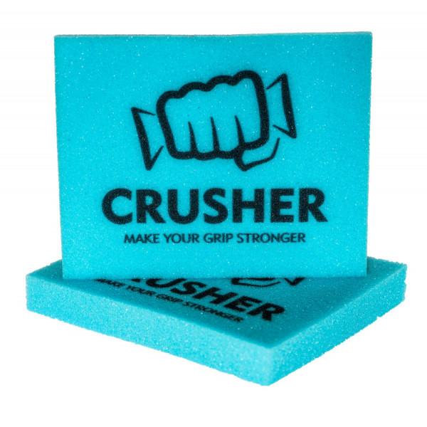 Fitness pomůcka na cvičení CRUSHER modrý - foto 1