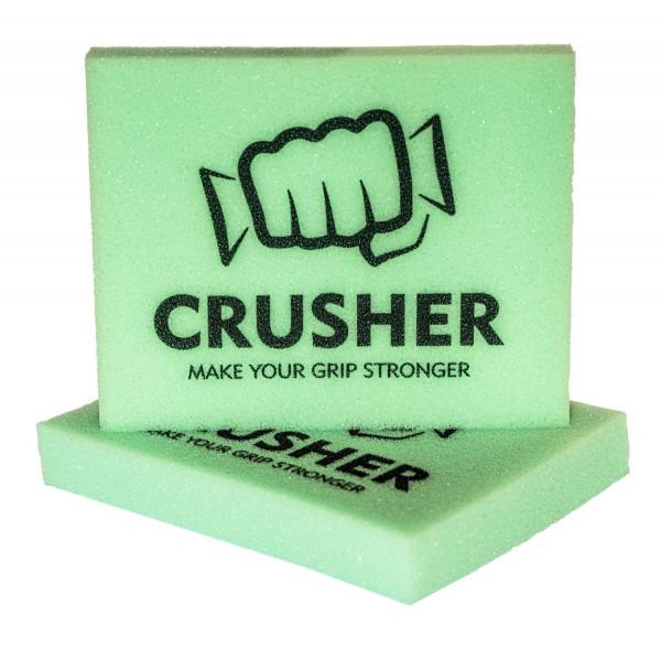 Fitness pomůcka na cvičení CRUSHER zelený - foto 1