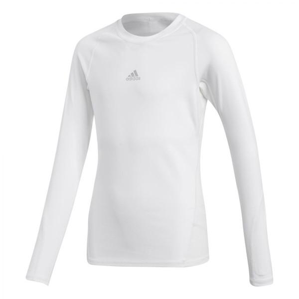 Chlapecké funkční tričko adidasPerformance AlphaSkin LS TEE Y - foto 0