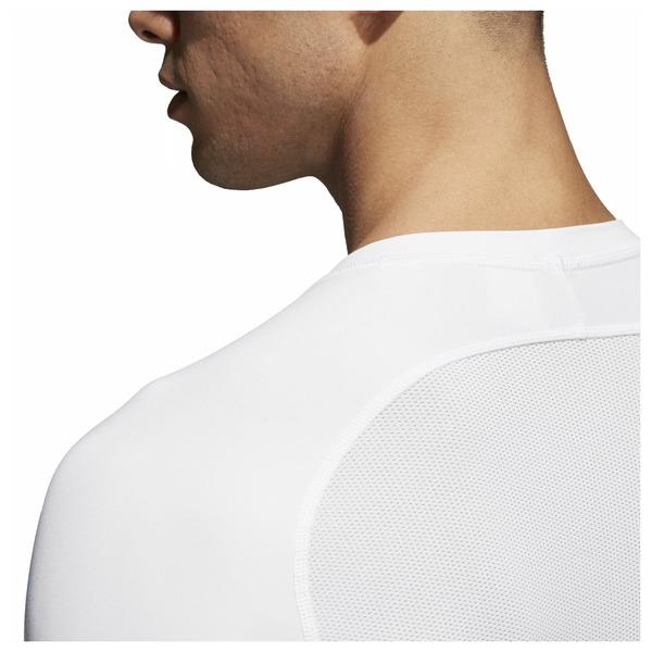 Pánské funkční tričko adidasPerformance AlphaSkin SPRT LST M - foto 4