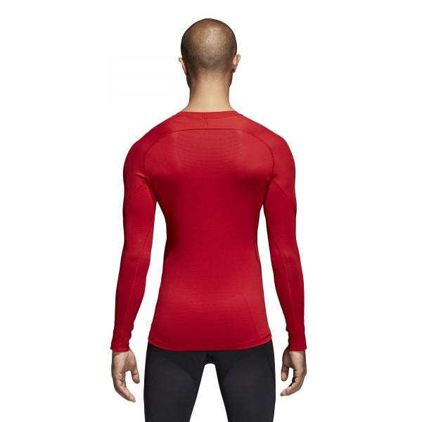 Pánské funkční tričko adidasPerformance AlphaSkin SPRT LST M - foto 2