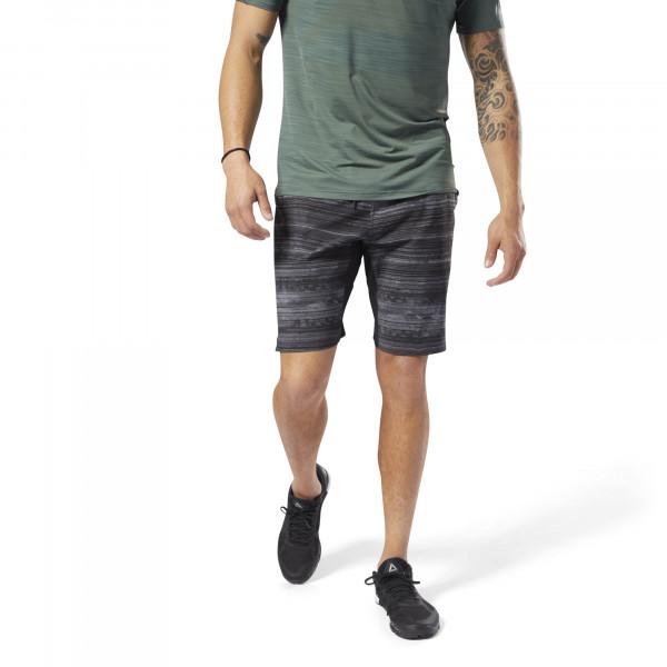 Pánské šortky Reebok Speed Short - AOP - foto 0