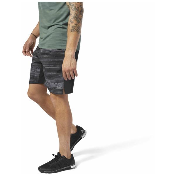 Pánské šortky Reebok Speed Short - AOP - foto 1