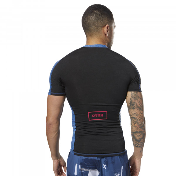 Pánské tričko Reebok RC SS Compression - foto 2