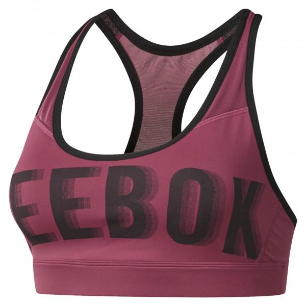 Dámská sportovní podprsenka Reebok Reebok Hero Brand Read - foto 6