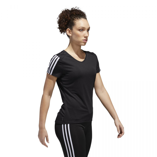 Dámské tričko adidasPerformance RUN 3S TEE W - foto 1