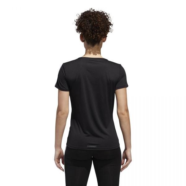 Dámské tričko adidasPerformance RUN 3S TEE W - foto 3