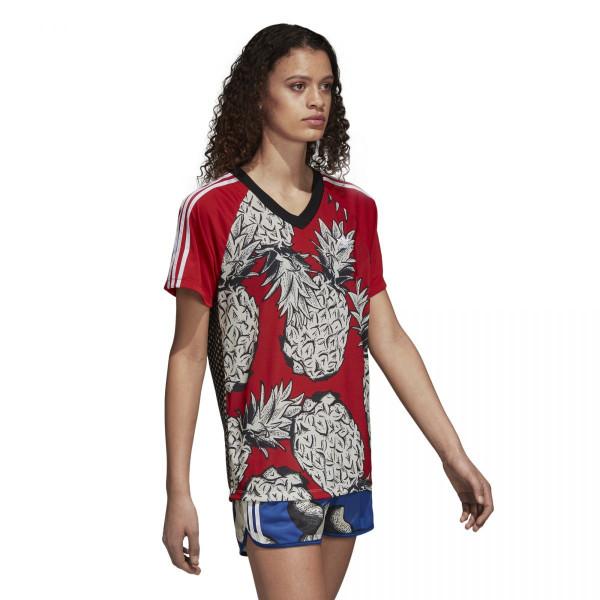 Dámské tričko adidasOriginals 3-STRIPES TEE - foto 2