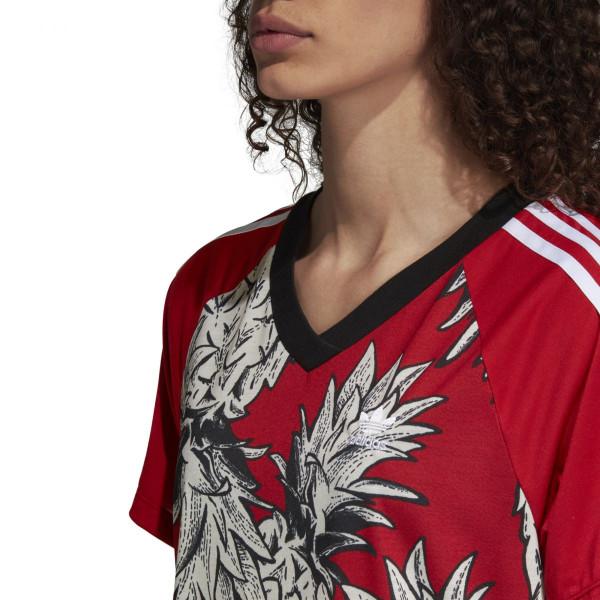 Dámské tričko adidasOriginals 3-STRIPES TEE - foto 3