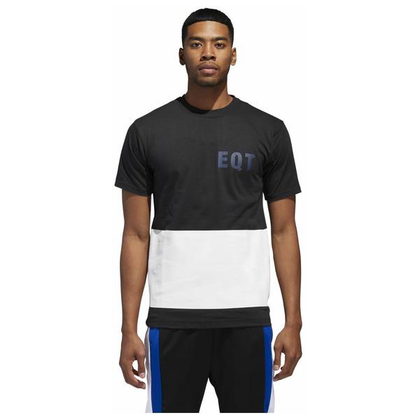 Pánské tričko adidasOriginals EQT GRAPHIC TEE - foto 0