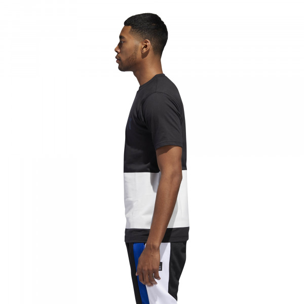 Pánské tričko adidasOriginals EQT GRAPHIC TEE - foto 2