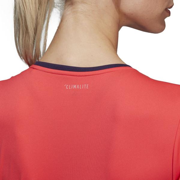 Dámské tričko adidasPerformance CLUB 3-STRIPES TEE - foto 8